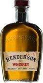 Henderson Whiskey Small Batch – Texas  Regular $19.99  SALE $16.99