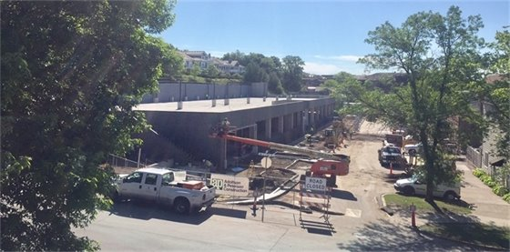Mill Street Parking Structure (5-31-17)