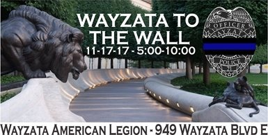 wayzata to the wall