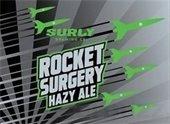 Rocket Surgery Hazy Ale