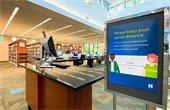 Wayzata Library Open