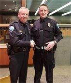 Officer Josh Vogel