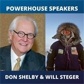 Don Shelby & Will Steger