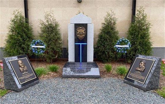 Wayzata Fallen Police Officer Memorial