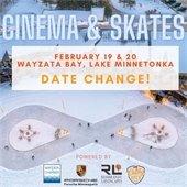 cinema and skates