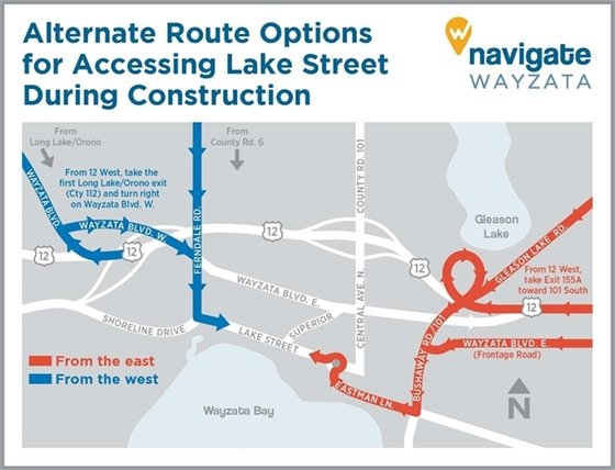 Navigate Wayzata Traffic Options