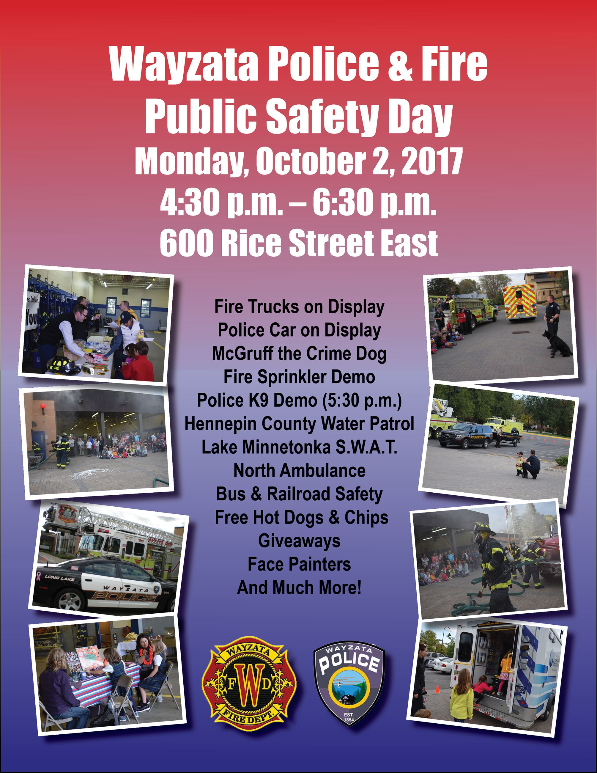 Public Safety Day 2017