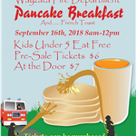 WFD Pancake Breakfast 2018