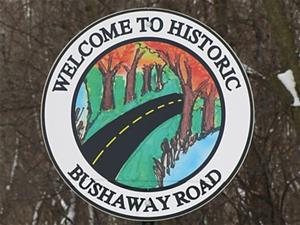 Welcome to Historic Brushaway Road
