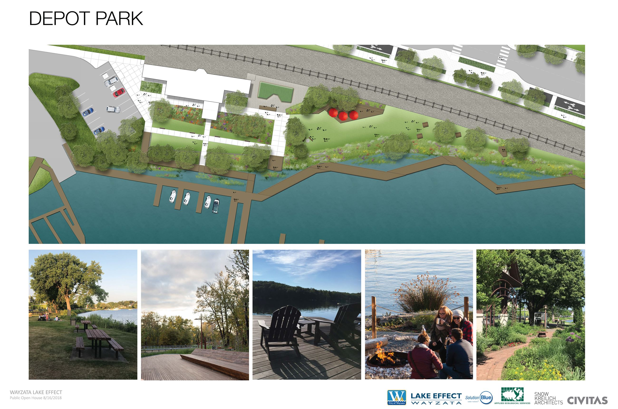 Deopt Park Plan and Images