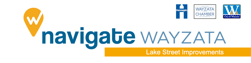 Navigate Wayzata - Lake Street Improvements
